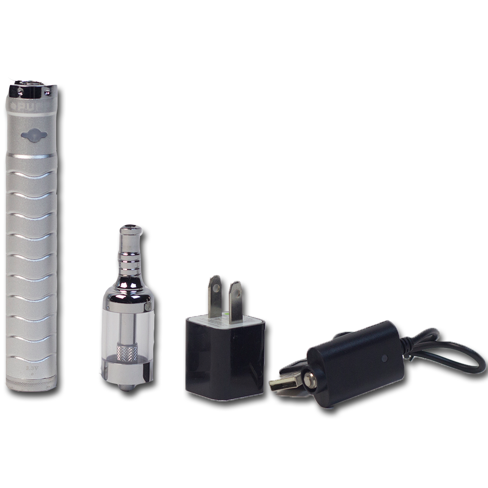 M9 Atomizer Kit Silver