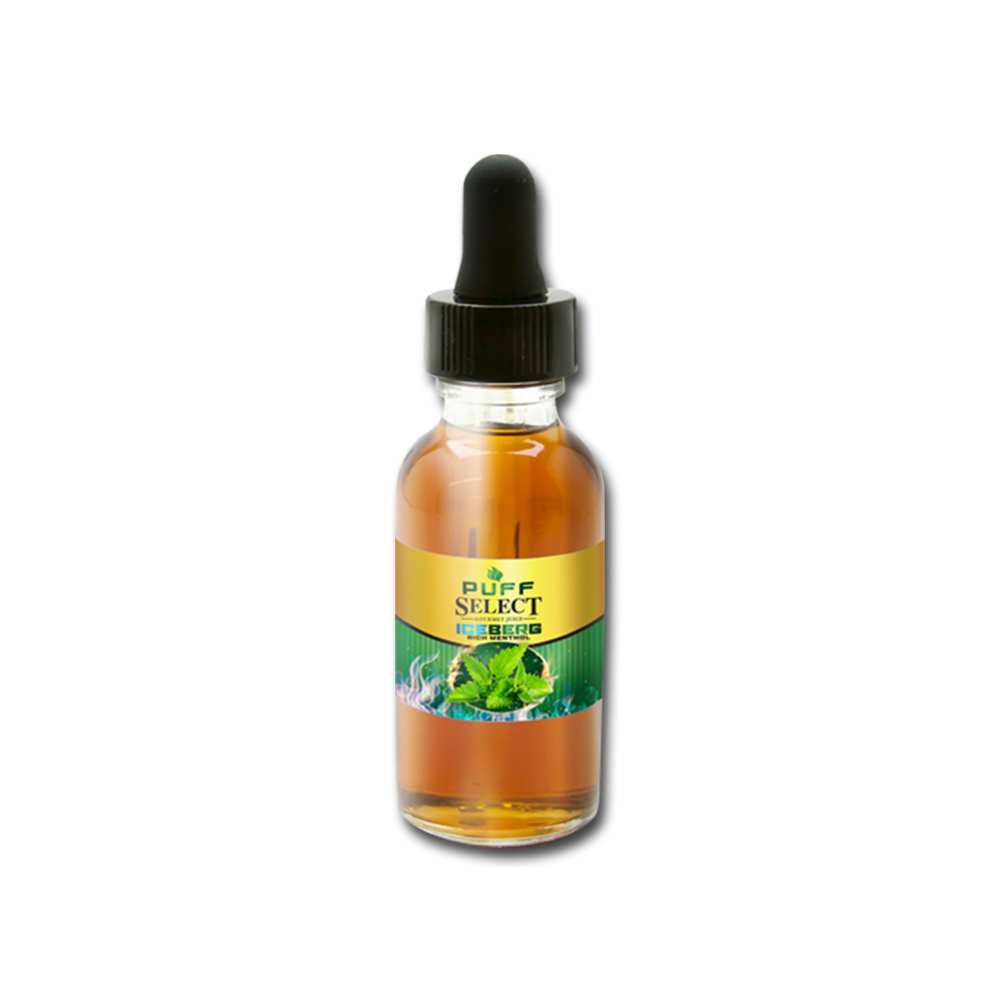 PuffSelect_Iceberg e-liquid