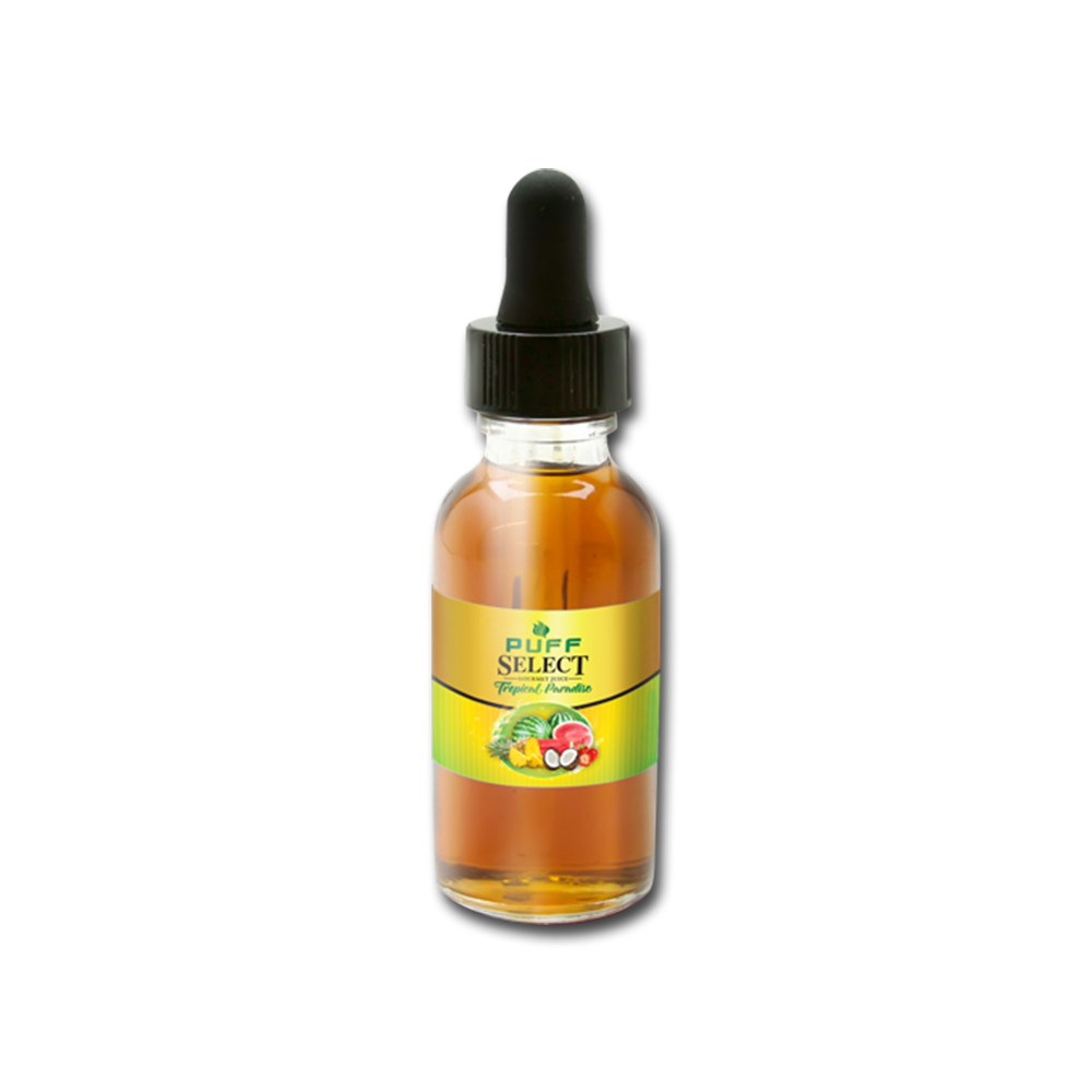 PuffSelect_TropicalParadise e-liquid