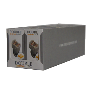 Dome Coil Double Coil Display